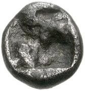 Hemiobol (Phokaia) – revers