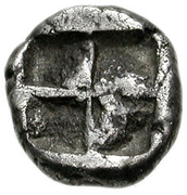 Diobol (Phokaia) – revers