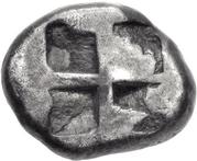 Drachm (Phokaia) – revers