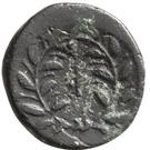 Bronze Æ15 (Federal Coinage) – revers