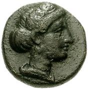 Bronze Æ12 (Phygela) – avers