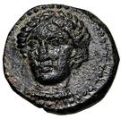 Bronze Æ9 (Phygela) – avers