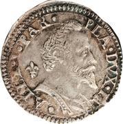 Cavallotto, 6 Soldi - Alessandro Farnese – avers