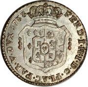 10 Soldi - Ferdinando I di Borbone – avers
