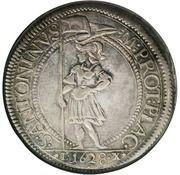 1 scudo - Odoardo Farnese – revers
