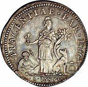 1 Scudo - Alessandro Farnese – revers