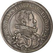 1 scudo - Odoardo Farnese – avers