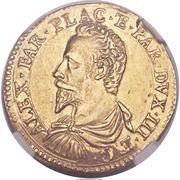 2 doppie Alessandro – avers