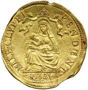2 doppie Odardo Farnese – revers