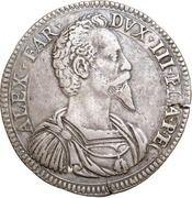 Scudo - Alessandro Farnese – avers