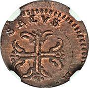 1 sesino Antonio Farnese – revers