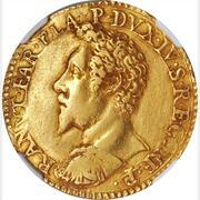 2 Doppie - Ranuccio I Farnese – avers