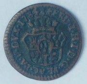 1 Sesino - Ferdinando I di Borbone – avers