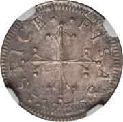 ½  Giulio, 1 Grosso - Cosimo III de'Medici – avers