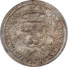 1 tallero - Cosimo II – revers