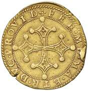 4 Scudi - Ferdinand I – avers