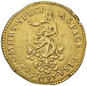 4 Scudi - Ferdinand I – revers
