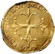 1 Doppia - Ferdinand II – revers