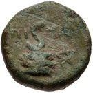 Bronze Æ10 (Pitane) – revers