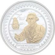 2 dollars - Elizabeth II (3eme effigie - capitaine William Bligh) – revers
