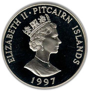 1 dollar - Elizabeth II (3ème effigie) – avers