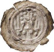 1 Brakteat - Heinrich I. von Plauen – avers