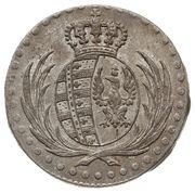 10 Groszy - Friedrich August I (I.B.) – avers