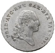 ⅙ Talara - Friedrich August I – avers