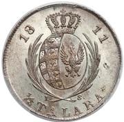 ⅓ Talara - Friedrich August I (I.S.) – revers