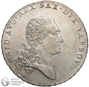 1 Talara - Friedrich August I – avers