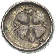 Denar krzyżowy - Bolesław II Śmiały (Kraków mint) – revers