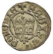 ½ gros Casimir IV Jagellon (1447-1492) – revers