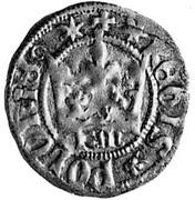 Półgrosz - Kazimierz IV Jagiellończyk (Kraków mint) – revers