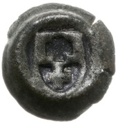 1 Brakteat - Casimir IV. Jagiellon (Elbing) – avers