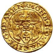 Ducat - Sigismund I – revers