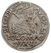 Grosz - Zygmunt II August (Tykocin mint) – avers