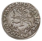 Grosz - Zygmunt II August (Tykocin mint) – revers