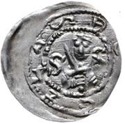Denar - Bolesław IV Kędzierzawy (Kraków mint) – avers