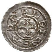 Denar - Bolesław III Krzywousty (Kraków mint) – revers