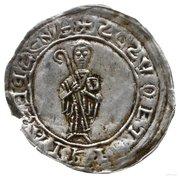 Brakteat protekcyjny - Bolesław III Krzywousty (Kraków or Gniezno mint) – avers