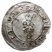 Brakteat protekcyjny - Bolesław III Krzywousty (Kraków or Gniezno mint) – revers