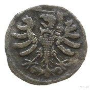 Denar - Zygmunt I Stary (Toruń mint) – revers