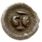 Brakteat - foreman Fryczk z Čakovic (unknown mint) – revers