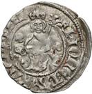 Kwartnik - Kazimierz III Wielki (Kraków mint) – avers