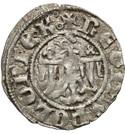 Kwartnik - Kazimierz III Wielki (Kraków mint) – revers