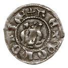 Denar - Kazimierz III Wielki (Kraków mint) – avers