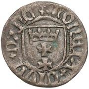 Szeląg gdański - Kazimierz IV Jagiellończyk (Gdańsk mint) – revers