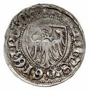 Szeląg toruński - Kazimierz IV Jagiellończyk (Toruń mint) – avers