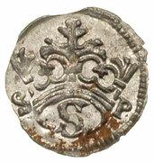 Denar koronny - Zygmunt I Stary (Kraków mint) – avers