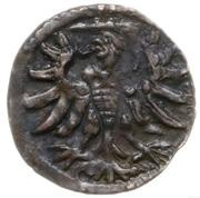 Denar gdański - Zygmunt II August (Gdańsk mint) – revers